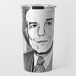 Ed Gein For President Travel Mug