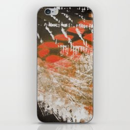 Materials Collage iPhone Skin