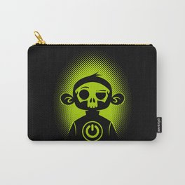 Power Skull Carry-All Pouch