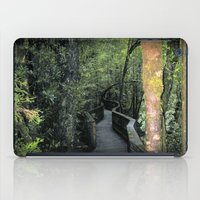 parks and recreation iPad Cases featuring Franklin - Gordon  National Parks by Chris' Landscape Images & Designs