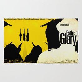 Paths of Glory Rug