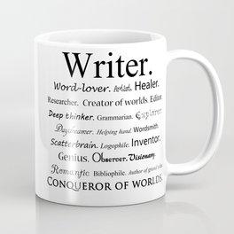 Writer Kaffeebecher
