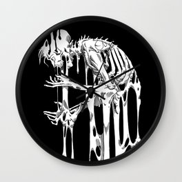 Giving and Giving Wall Clock