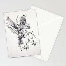 Come il vento tra le costole Stationery Cards