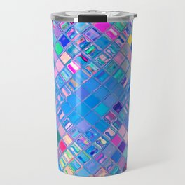 Re-Created  Mosaic No. EIGHT by Robert S. Lee Travel Mug