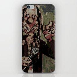 Noseybonk iPhone Skin