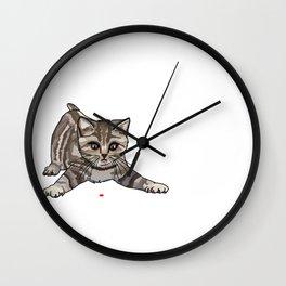 Lil Assassin Wall Clock