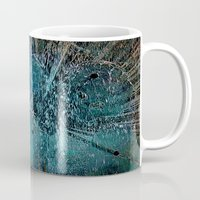 games Mugs featuring Water games by  Agostino Lo Coco