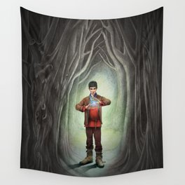 Sorcerer Wall Tapestry