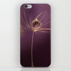 Your Dreams in a Drop ! iPhone & iPod Skin