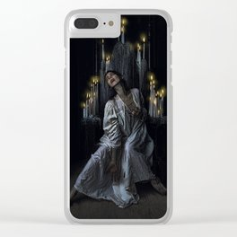 Afflictions Clear iPhone Case