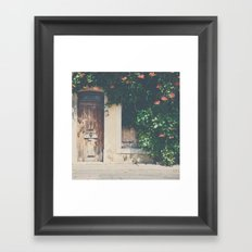 home ... Framed Art Print