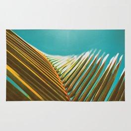 Palm Leaf in Detail Rug