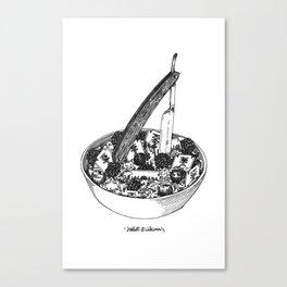 Breakfast at Wilkinson's Canvas Print