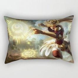 Justicar Syndra League of Legends Rectangular Pillow