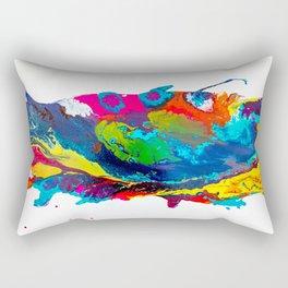 Undertow Rectangular Pillow