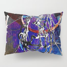 Moden Basketball art 9 Pillow Sham