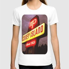 Small Town Coney Island T-shirt