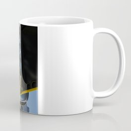Vintage Auto Front End Coffee Mug