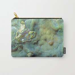 Chalcedony landscape Carry-All Pouch