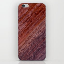Natural Sandstone Art, Valley of Fire - III iPhone Skin