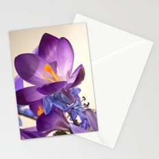 Flowers of love Stationery Cards