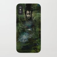 chinese iPhone & iPod Cases featuring Chinese shade by Joe Ganech