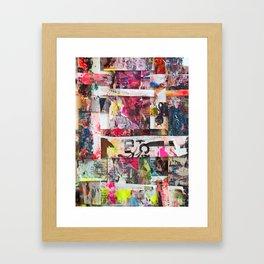 A Basket of Leftovers Framed Art Print