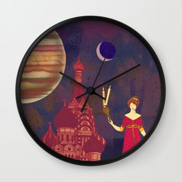 Hekate Wall Clock