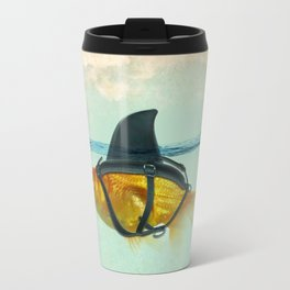 Brilliant Disguise Metal Travel Mug