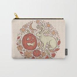 Halloween Friends | Autumn Palette Carry-All Pouch