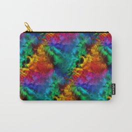 wild and colorful - landscape format Carry-All Pouch