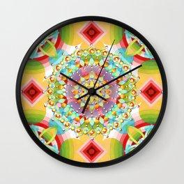 Bijoux Geometric Wall Clock