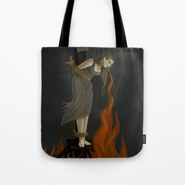 blonde Tote Bag