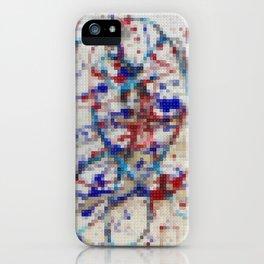 Lego: Jackson Pollock 2 iPhone Case