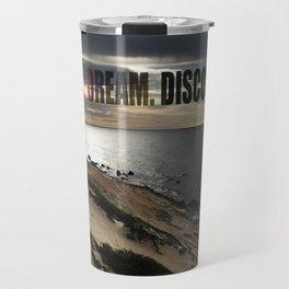 Explore. Dream. Discover Travel Mug