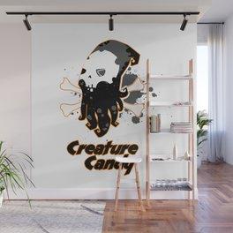 Evil Cephalopod Wall Mural