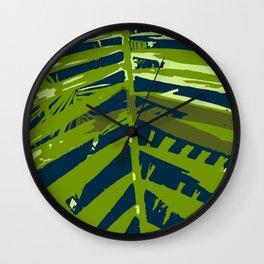 Las Palmas Wall Clock
