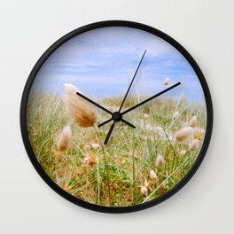 Sea grasses Wall Clock