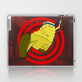 Crinkle Kicks Laptop & iPad Skin