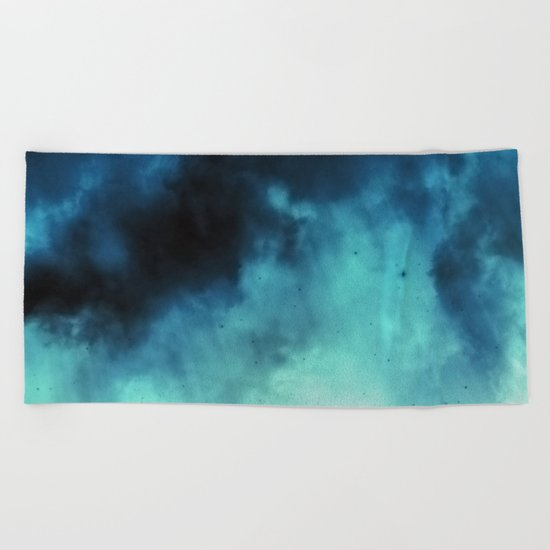 Deneb Beach Towel