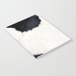 Farmhouse Cowhide Notebook