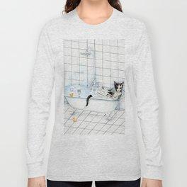 DO NOT DISTURB 2 Long Sleeve T-shirt