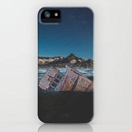 Sunken Ship iPhone Case