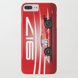 Porsche 917-023 1970 Le Mans Winner iPhone Case