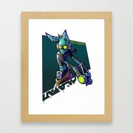 Watabax Framed Art Print