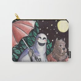 GHOST AND WEREWOLF Carry-All Pouch