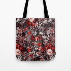 New Year's flowering night Tote Bag