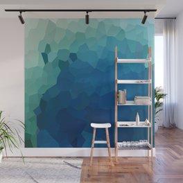 Sea Moon Love Wall Mural