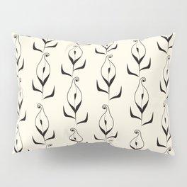 Art Deco No. 47 . Calla . Pillow Sham